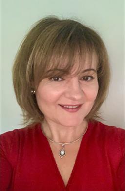Simona Stokes Counselling Psychologist