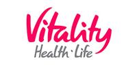 vitality health life logo